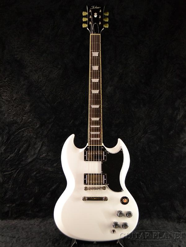 Tokai SG129 SW 新品[トーカイ,東海][国産][Snow White,白][SG-129][エレキギター,Electric Guitar]