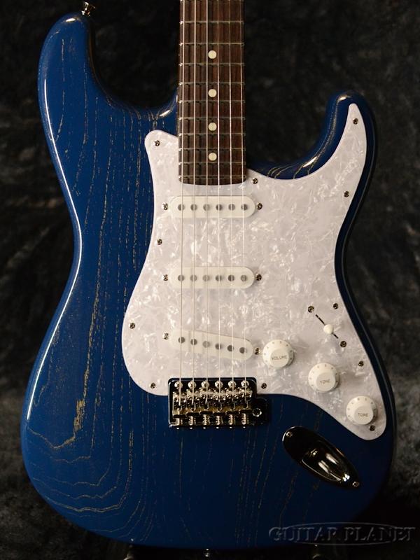 【カタログ外カラー】Tokai AST132 IBR 新品[トーカイ,東海][国産][Blue,ブルー,青][Stratocaster,ストラトキャスタータイプ][Electric Guitar,エレキギター][AST-132]