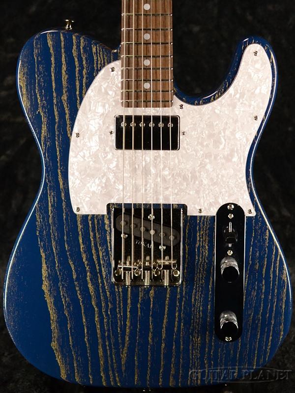 【カタログ外モデル】Tokai ATE142H IBR 新品[トーカイ,東海楽器][国産][Blue,ブルー,青][Telecaster,テレキャスタータイプ][Electric Guitar,エレキギター]