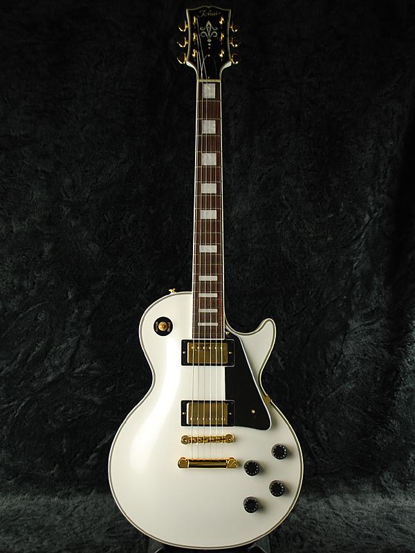 Tokai LC141S SW 新品 スノーホワイト[トーカイ,東海楽器][国産][Custom,カスタム][Les Paul,LP,レスポールタイプ][Snow White,白][Electric Guitar,エレキギター][LC-141][動画]