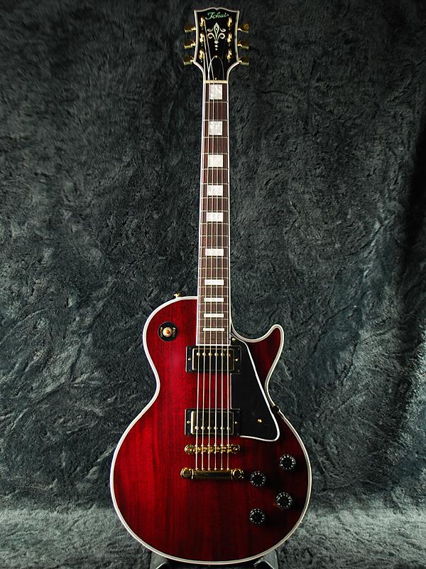 Tokai LC136 WR 新品 ワインレッド[トーカイ,東海楽器][国産][Custom,カスタム][Les Paul,LP,レスポールタイプ][Wine Red,赤][Electric Guitar,エレキギター][LC-136][動画]