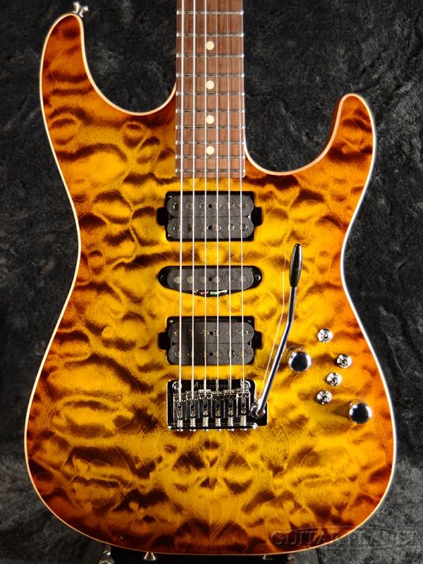 【当店カスタムオーダー品】TOM ANDERSON Drop Top -Deep Tobacco Fade with Binding- 新品[トムアンダーソン][ディープタバコフェイド,サンバースト][Stratocaster,ストラトキャスタータイプ][Electric Guitar,エレキギター]