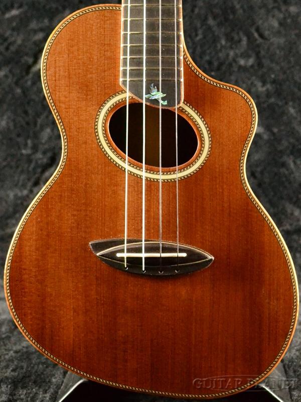 【レッドウッド/エボニー】Grimes Guitars Freehand Custom Tenor Model 新品 テナーモデル[スティーヴ・グライムス,Steve Grimes][Natural,ナチュラル][Redwood,Ebony][Ukulele,ウクレレ]