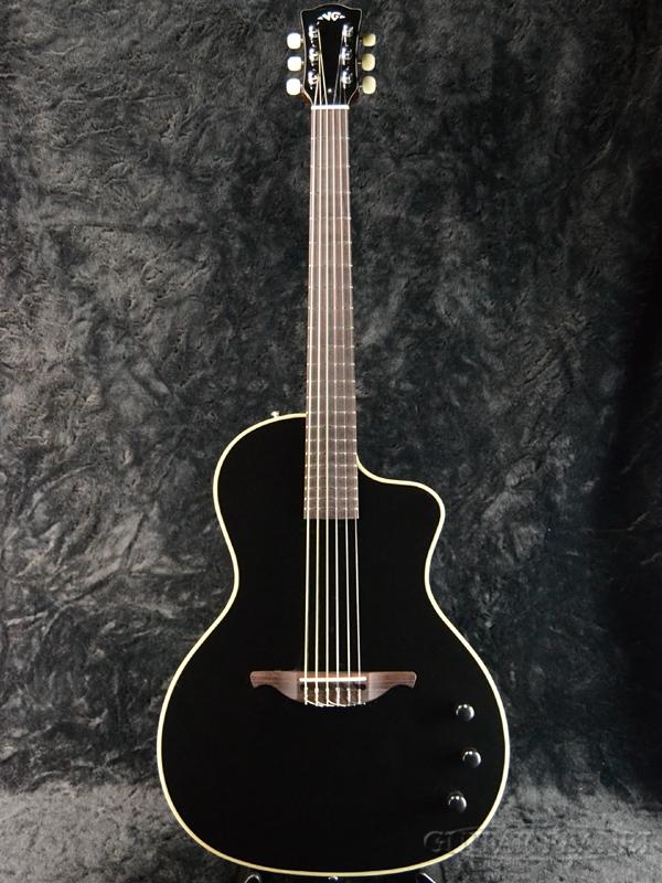 VG EAR-01N Black 新品[国産,日本製][ブラック,黒][Classical Guitar,クラシックギター,エレガット]