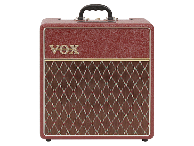 【4W】VOX AC4C1-12 Limited Edition Maroon Bronco 新品[ボックス][マルーンブロンコ][ギターアンプ/コンボ,Guitar combo amplifier]
