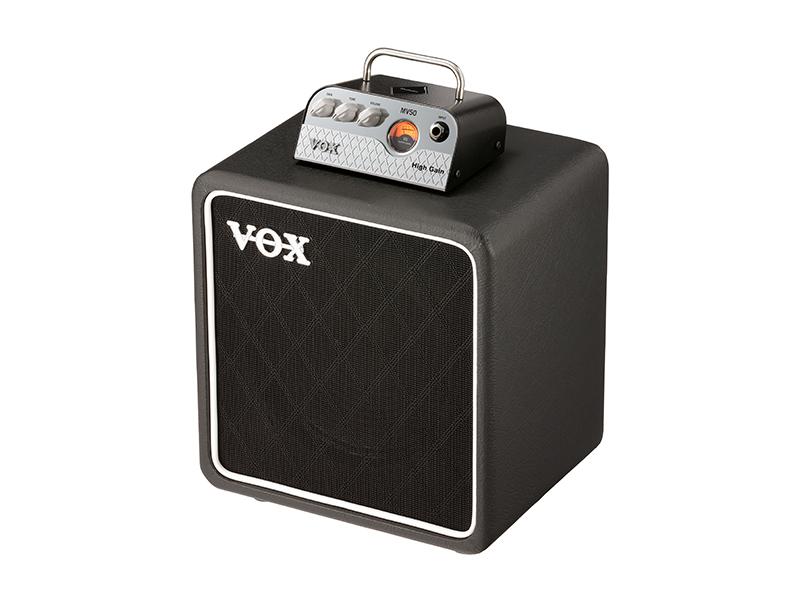VOX MV50 High Gain / BC108 SET 新品 Nutube搭載ヘッドアンプ/スタック[ヴォックス,ボックス][ハイゲイン][ニューチューブ][Guitar Amplifier Head,ギターアンプヘッド][Speaker Cabinet,スピーカーキャビネット]