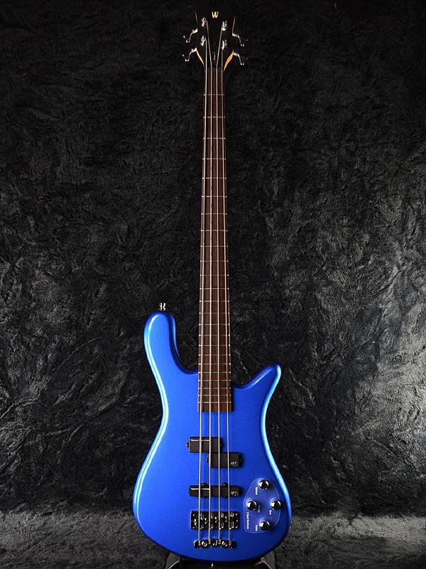 最安値で  Warwick Rock Bass Series Streamer LX 4st 新品 ブルーメタリック[ワーウィック][ロックベース][ストリーマーLX][Blue Metallic,青][Electric Bass,エレキベース], 部屋着の時間 619cb41f