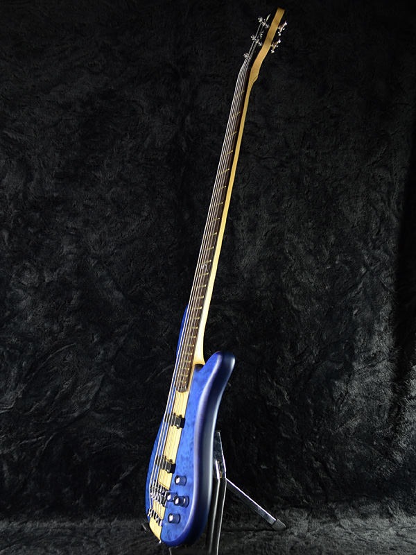 Warwick Artist Series Robert Trujillo 5strings 新品 オーシャンブルー ワーウィッNmwOv8n0
