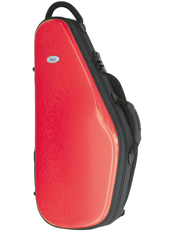 bags EFAS RED 新品 アルトサックス用ケース[バッグス][レッド,赤][Alto Sax,A.Sax]