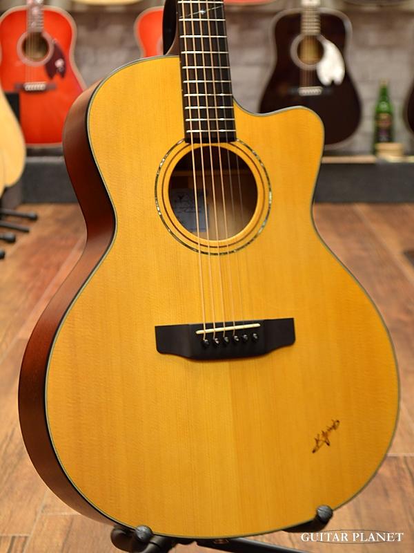 K.Yairi BM-65CE MOD 新品[Kヤイリ][Natural,ナチュラル][Electric Acoustic Guitar,エレアコ,アコースティックギター]