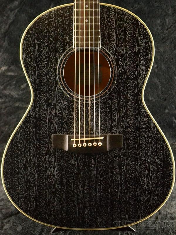 K.Yairi Shop Order Model GPRF-AMB2 CTM TVB 新品[Kヤイリ][国産][Black,ブラック,黒][Acoustic Guitar,アコースティックギター,Folk Guitar,フォークギター]