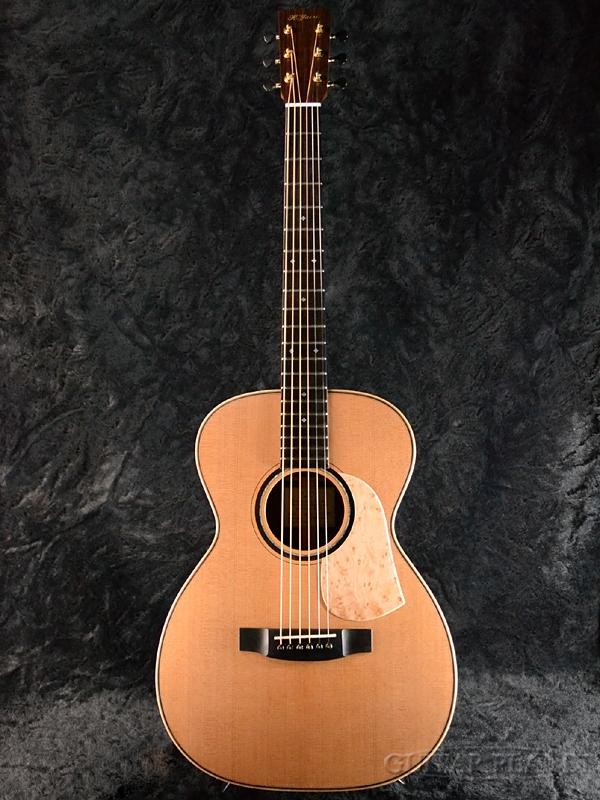 【カスタムオーダー品!】【送料無料】K.Yairi Custom Shop NFO-CUSTOM #2017149 Crafted by YUKIO NIWA 新品[Kヤイリ][カスタムショップ][国産/日本製][丹羽雪男氏][Natural,ナチュラル][Acoustic Guitar,アコースティックギター]