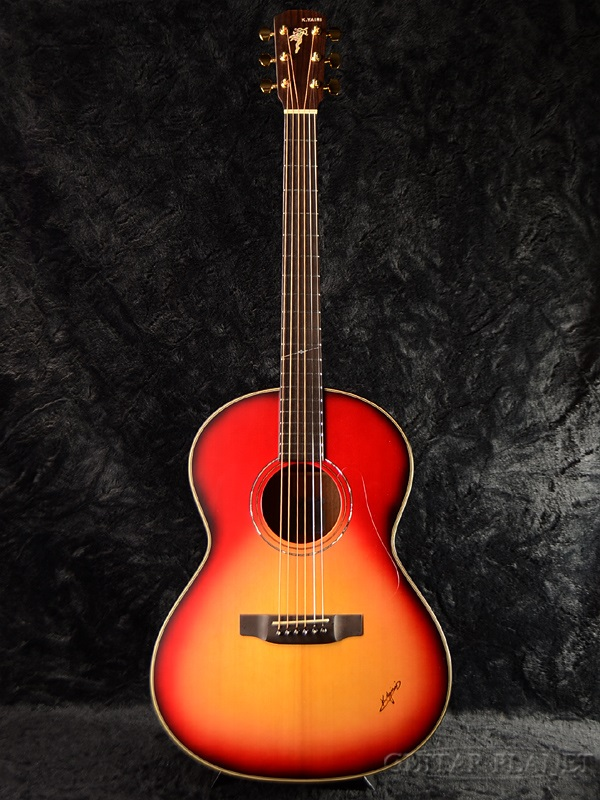 K.Yairi RF-90 新品 [Kヤイリ][国産][オール単板][Sunburst][Acoustic Guitar,アコギ,アコースティックギター,Folk Guitar,フォークギター]