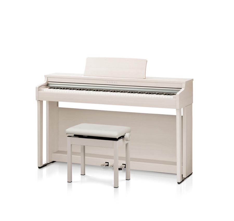 【ヘッドホン、専用高低自在椅子付】KAWAI CN29A プレミアムホワイトメープル調仕上げ Digital Piano 新品 電子ピアノ[河合,カワイ][88鍵盤][白][Digital Piano,デジタル,エレピ][CN-29]