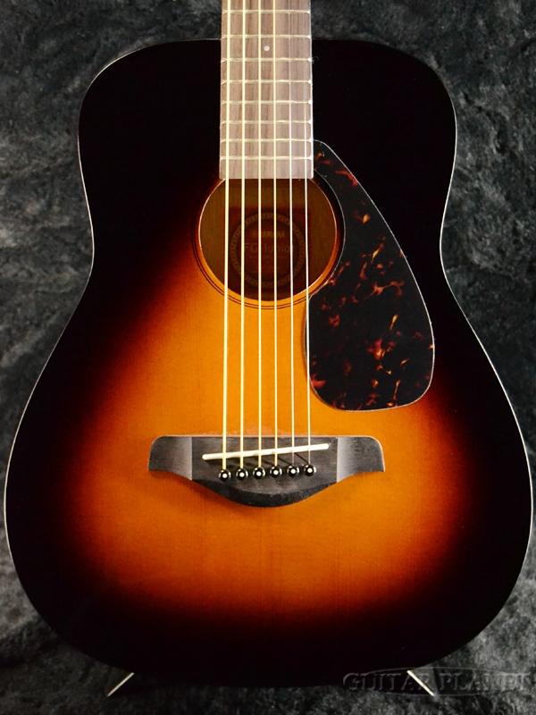 YAMAHA JR 2 TBS 新品 タバコブラウンサンバースト [ヤマハ][ギタレレ][Sunburst,Brown,木目][Mini Guitar,Guitar Ukulele,ミニギター,ギターウクレレ][JR2]