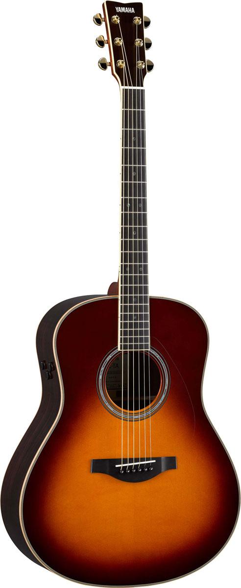 YAMAHA LL-TA ~Brown Sunburst~ 新品 [ヤマハ][トランスアコースティック,TransAcoustic][LLTA][BS,ブラウンサンバースト][エレアコ][Acoustic Guitar,アコースティックギター]