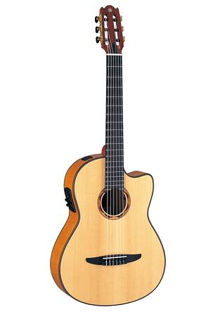 YAMAHA NCX2000FM エレガット 新品 ナチュラル[ヤマハ][Natural,木目,杢][クラシックギター,Classic Guitar]