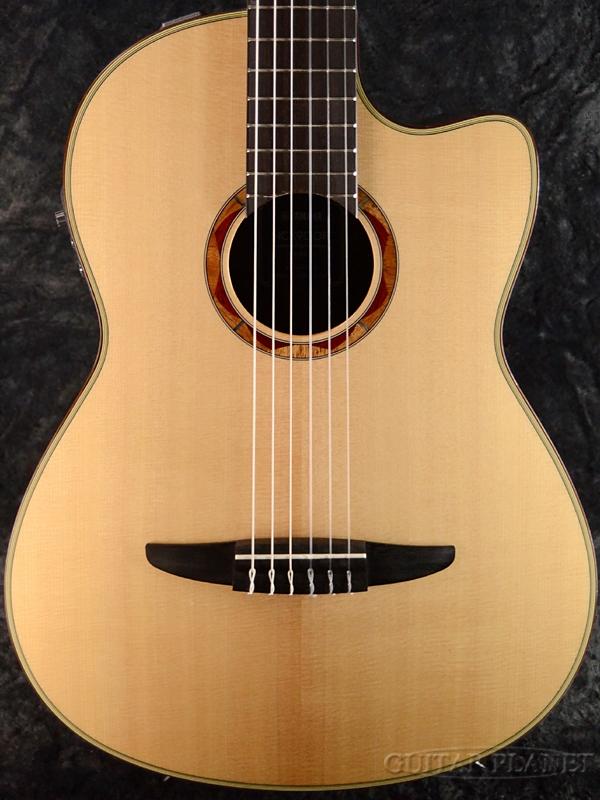 YAMAHA NCX900R 新品 エレガット[ヤマハ][Natural,木目,ナチュラル][クラシックギター,Classic Guitar]