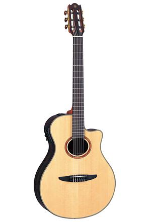 YAMAHA NTX1200R エレガット 新品 ナチュラル[ヤマハ][Natural,木目,杢][クラシックギター,Classic Guitar]
