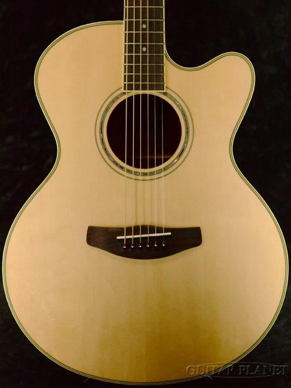 YAMAHA Compass Series CPX700II -Natural- 新品 ナチュラル [ヤマハ][Electric Acoustic Guitar,エレクトリックアコースティックギター,エレアコ]