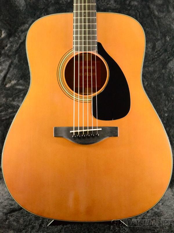 【赤ラベル】YAMAHA FG Red Rabel Series FG3 ~Vintage Natural~ 新品 ナチュラル [ヤマハ][Acoustic Guitar,アコースティックギター,アコギ]
