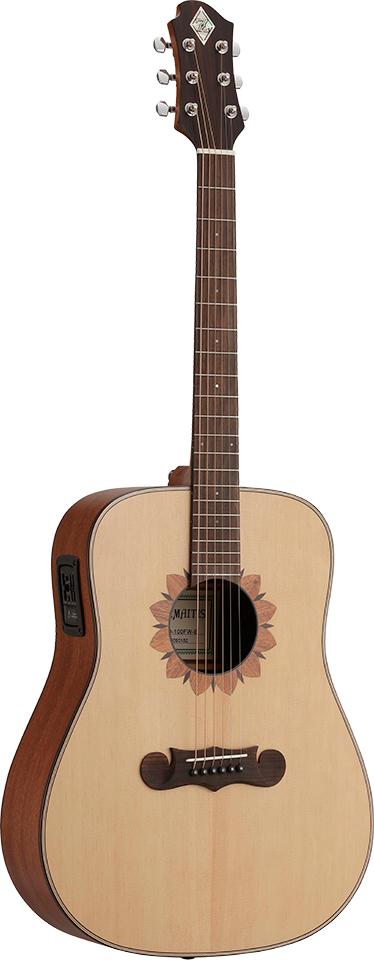 Zemaitis CAD-100FW-E 新品[ゼマイティス][L.R.Baggs搭載][Natural,ナチュラル][エレアコ][Acoustic Guitar,アコギ,アコースティックギター,Folk Guitar,フォークギター]