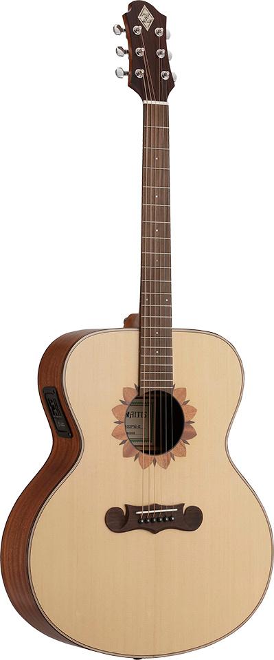 Zemaitis CAJ-100FW-E 新品[ゼマイティス][L.R.Baggs搭載][Natural,ナチュラル][エレアコ][Acoustic Guitar,アコギ,アコースティックギター,Folk Guitar,フォークギター]