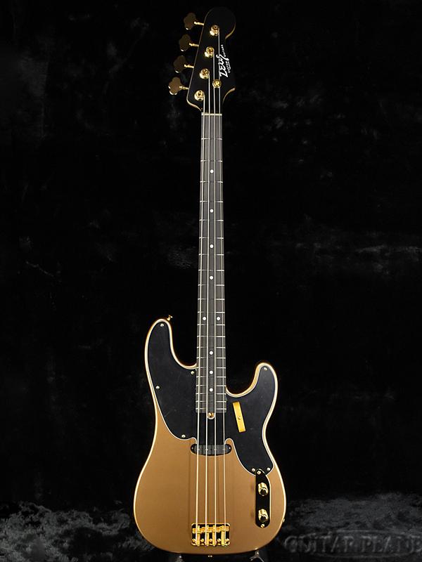 ZEUS ZOPB -Gold- Lindy Fralin Pickup 新品[ゼウスカスタムギターズ][国産][リンディーフレーリン][ゴールド][Precision Bass,PB,プレシジョンベースタイプ,プレベ][Electric Bass,エレキベース]
