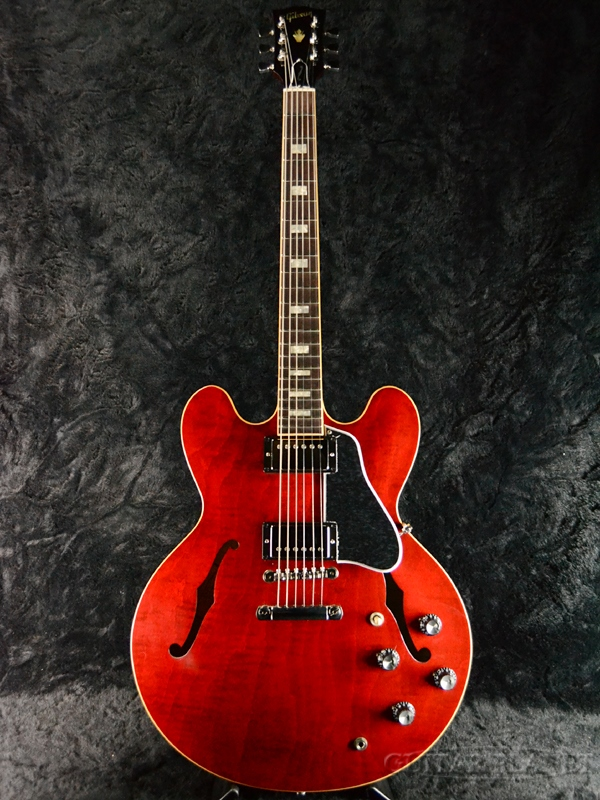 Gibson Memphis ES-335 Figured -Antique Sixties Cherry- #11148709 新品 [ギブソン][メンフィス][ES335][チェリー,赤][セミアコ][Electric Guitar,エレキギター]