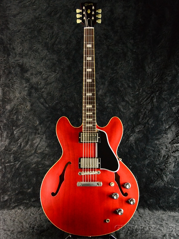 Gibson Memphis Limited Run ES-335 '61 VOS -Sixties Cherry- #80284 新品 [ギブソン][メンフィス][ES335][チェリー,赤][セミアコ][Electric Guitar,エレキギター]