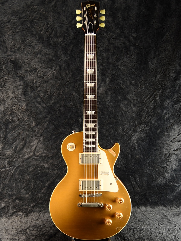【現地選定品!!】Gibson Custom Shop ~Collector's Choice #36~ Charles Daughtry 1957 Les Paul Goldtop aka ''GOLDFINGER'' #091 新品[ギブソン][ゴールドトップ,金][レスポール,LP][Electric Guitar,エレキギター]