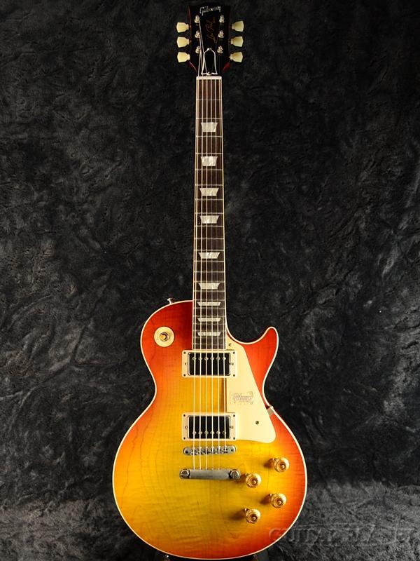【現地選定品!!】Gibson Custom Shop ~Historic Collection 2018~ 1958 Les Paul Standard VOS PSL -Red Pine Burst- #8 8226 新品[ギブソン][ヒストリックコレクション][レッドパインバースト][レスポール,LP][Electric Guitar,エレキギター]
