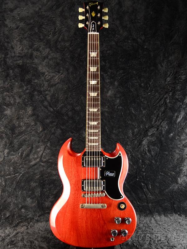 Gibson Custom Shop ~Historic Collection 2018~ 1961 SG Standard VOS -Faded Cherry- #082072 新品[ギブソン][カスタムショップ][フェイデッドチェリー,赤][Electric Guitar,エレキギター]