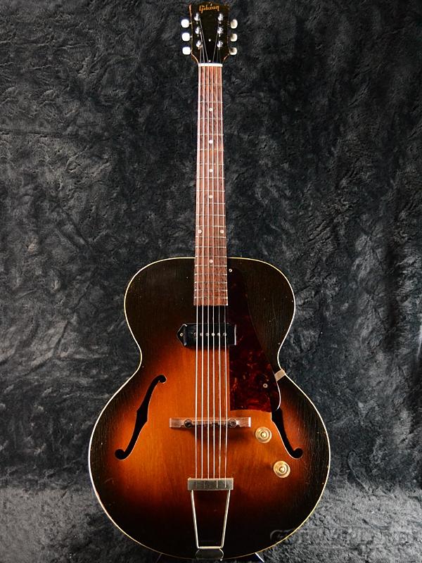 【6月限定大特価!!】【中古】Gibson ES-125 -Sunburst- 1948年製[ギブソン][フルアコ,セミアコ][サンバースト][ES125][Electric Guitar,エレキギター]【used_エレキギター】_vtg