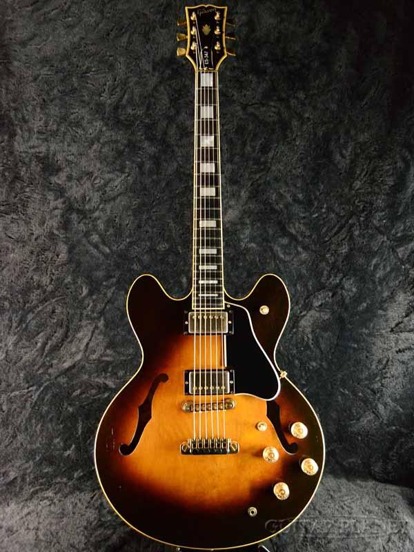 【6月限定大特価!!】【中古】Gibson ES-347TD -Antique Sunburst- 1980年製[ギブソン][フルアコ,セミアコ][サンバースト][Electric Guitar,エレキギター]【used_エレキギター】_vtg