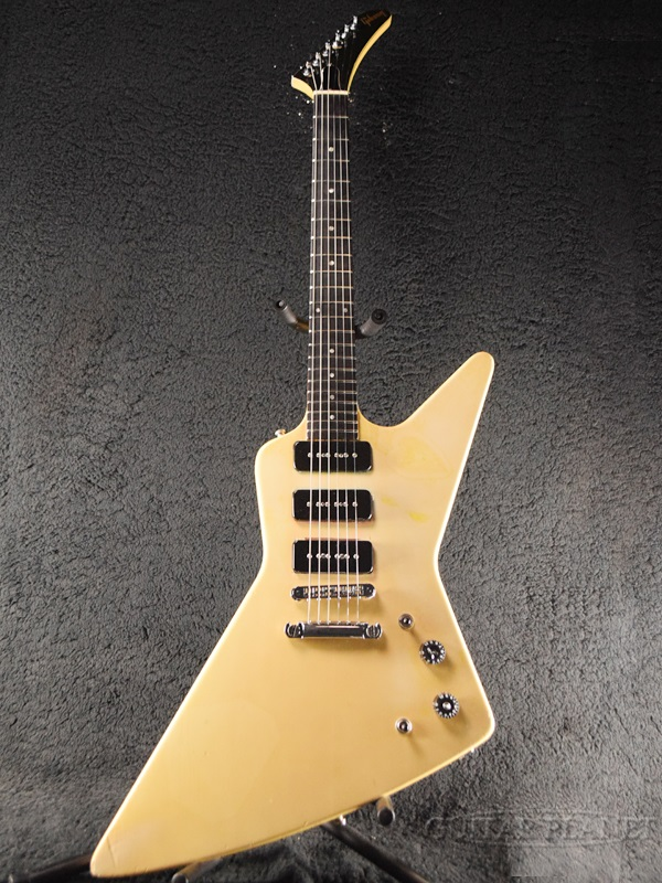 【中古】Gibson 1984 Explorer III -Alpine White- 1984年製[ギブソン][エクスプローラー3][アルパインホワイト,白][Electric Guitar,エレキギター]【used_エレキギター】