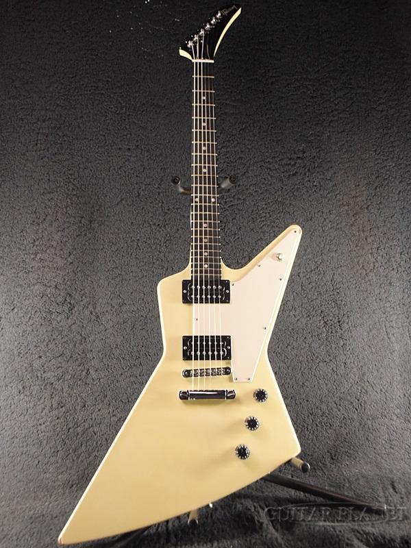 【中古】Gibson Explorer '76 -Classic White- 2008年製[ギブソン][エクスプローラー][クラシックホワイト,白][Electric Guitar,エレキギター]【used_エレキギター】