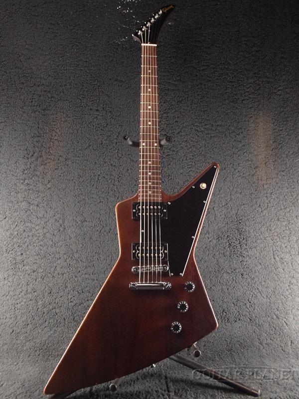 【中古】Gibson Explorer Faded -Worn Brown- 2008年製[ギブソン][エクスプローラー][ウォーンブラウン,茶][Electric Guitar,エレキギター]【used_エレキギター】