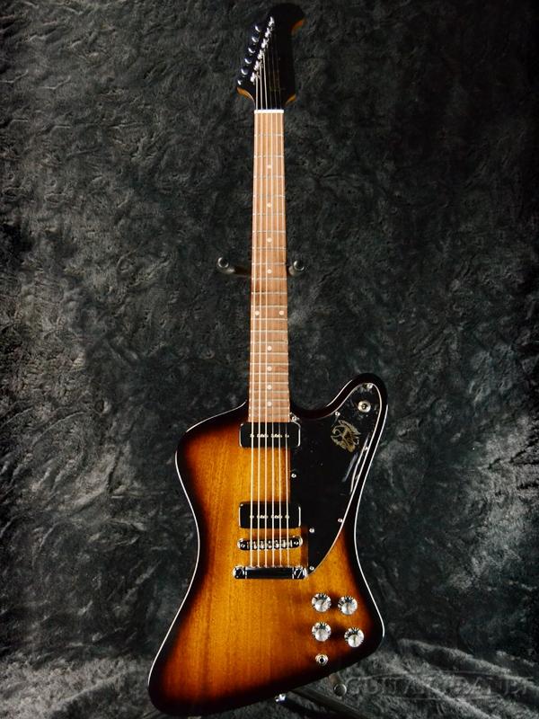 【2018Model】Gibson Firebird Studio 2018 T Vintage Sunburst 新品[ギブソン][ファイヤーバード][スタジオ][サンバースト][Electric Guitar,エレキギター]