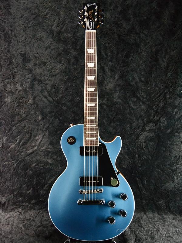【2018 MODEL】Gibson Les Paul Classic 2018 Pelham Blue 新品[ギブソン][クラシック][ペルハムブルー,青][レスポール,LP][Electric Guitar,エレキギター]
