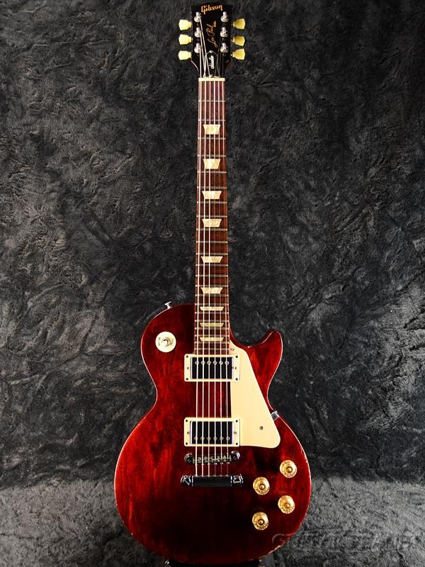 【中古】Gibson Les Paul Studio -Wine Red / Chrome Hardware- 2011年製[ギブソン][スタジオ][ワインレッド,赤][LP,レスポール][Electric Guitar,エレキギター]【used_エレキギター】