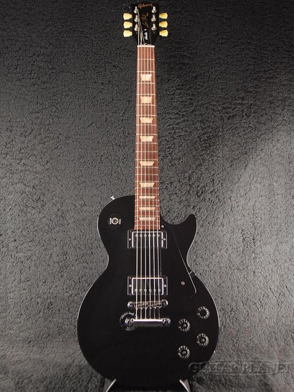 【中古】Gibson Les Paul Studio with Coil Tap -Ebony / Chrome Hardware- 2012年製[ギブソン][スタジオ][エボニー,Black,ブラック,黒][LP,レスポール][Electric Guitar,エレキギター]【used_エレキギター】
