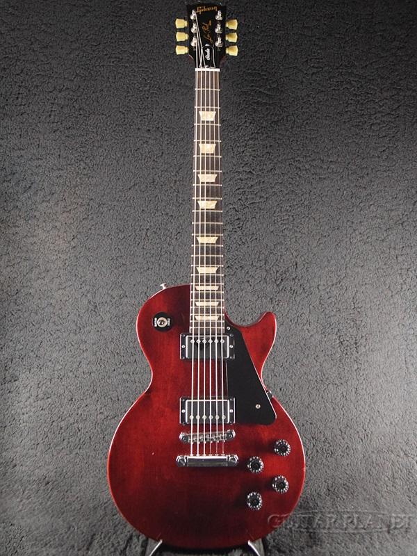 【中古】Gibson Les Paul Studio -Wine Red / Chrome Hardware- 2010年製[ギブソン][スタジオ][ワインレッド,赤][LP,レスポール][Electric Guitar,エレキギター]【used_エレキギター】