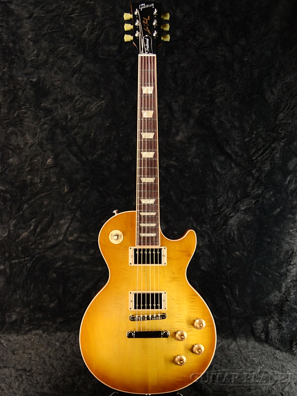 【2018 MODEL】Gibson Les Paul Traditional 2018 Honey Burst 新品[ギブソン][トラディショナル][ハニーバースト][レスポール,LP][Electric Guitar,エレキギター]
