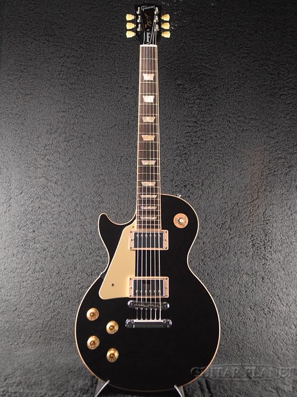 【中古】Gibson Les Paul Traditional Left-Hand -Ebony- 2010年製[ギブソン][レスポール][トラディショナル][エボニー,Black,ブラック,黒][左用,レフトハンド,レフティー][Electric Guitar,エレキギター]【used_エレキギター】