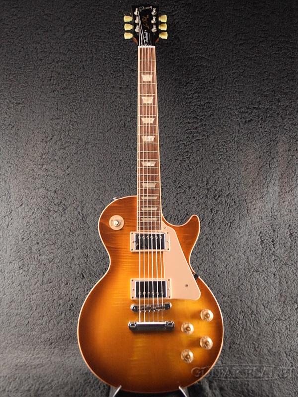 【中古】Gibson Les Paul Traditional Plus -Honey Burst- 2012年製[ギブソン][レスポール][トラディッショナルプラス][ハニーバースト][Electric Guitar,エレキギター]【used_エレキギター】