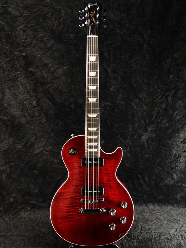 Gibson ~Limited Run~ Les Paul Classic Player Plus 2018 -Wine Red Vintage- 新品[ギブソン][P-90][プレイヤープラス][ワインレッドヴィンテージ,赤][レスポール,LP][Electric Guitar,エレキギター]
