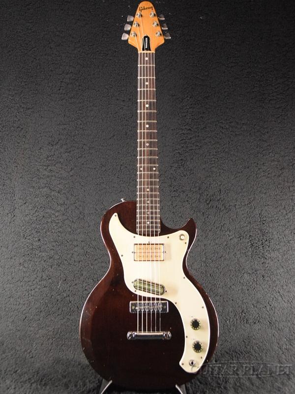 【中古】Gibson Marauder -Walnut- 1975年製[ギブソン][マローダー][ウォルナット,茶][Electric Guitar,エレキギター]【used_エレキギター】