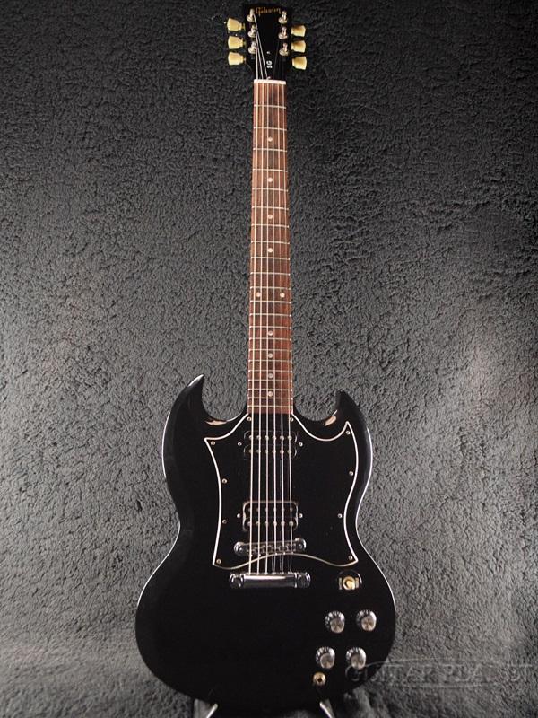 【中古】Gibson SG Special -Ebony- 2008年製[ギブソン][スペシャル][エボニー,Black,ブラック,黒][Electric Guitar,エレキギター]【used_エレキギター】