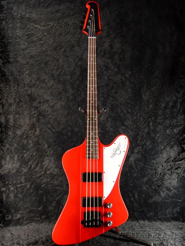 Gibson Thunderbird Bass 2018 -Bright Cherry- 新品[ギブソン][サンダーバード][チェリー,赤][エレキベース,Electric Bass]